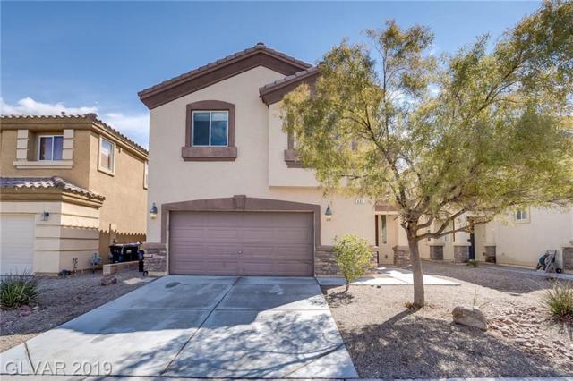 632 Newberry Springs, Las Vegas, NV 89148 (MLS #2077702) :: Nancy Li Realty Team - Chinatown Office