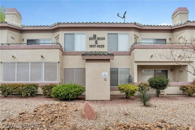 5710 Tropicana #1020, Las Vegas, NV 89122 (MLS #2077712) :: Vestuto Realty Group