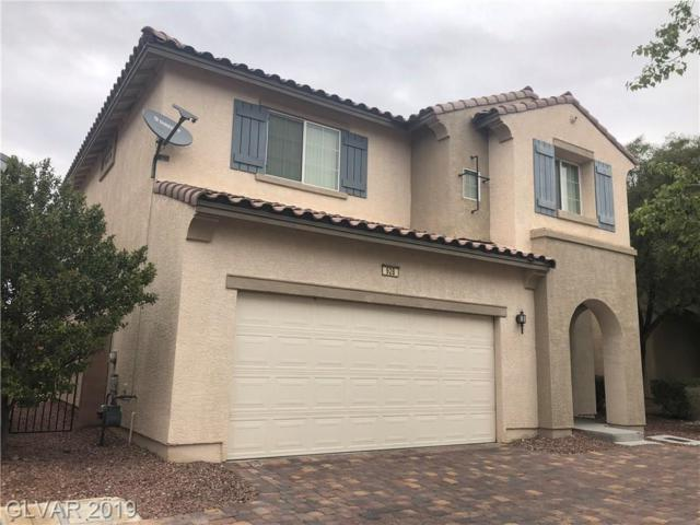 928 Shades End, North Las Vegas, NV 89081 (MLS #2077790) :: Vestuto Realty Group