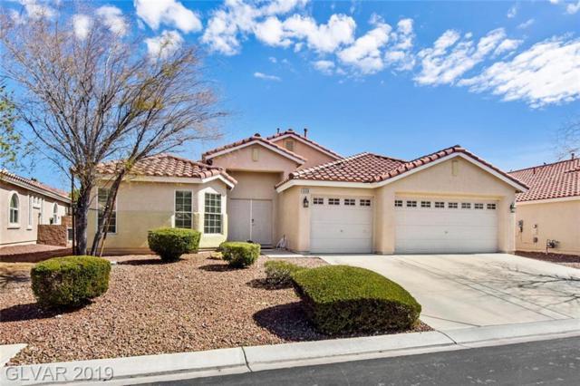 6608 Ringbill, North Las Vegas, NV 89084 (MLS #2077809) :: Vestuto Realty Group