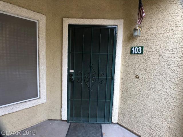 1541 Linnbaker #103, Las Vegas, NV 89110 (MLS #2077833) :: Trish Nash Team