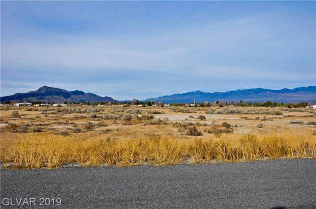 2720 W Betty, Pahrump, NV 89060 (MLS #2077841) :: The Snyder Group at Keller Williams Marketplace One