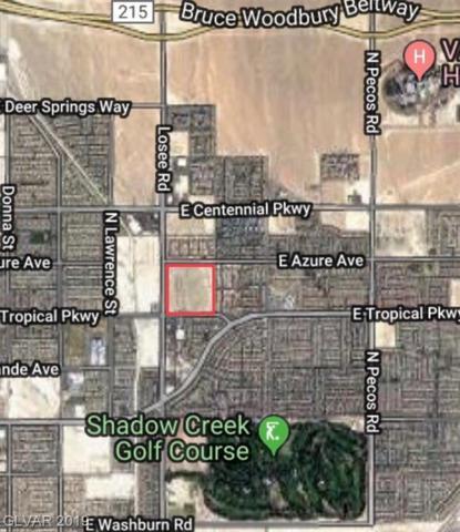 Losee, North Las Vegas, NV 89081 (MLS #2077859) :: Vestuto Realty Group