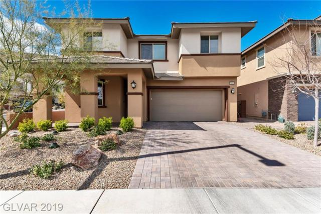 5911 Glory Heights, Las Vegas, NV 89135 (MLS #2077877) :: The Snyder Group at Keller Williams Marketplace One