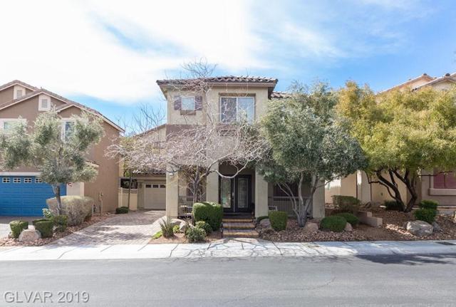 8397 Teton Crest, Las Vegas, NV 89143 (MLS #2077921) :: Vestuto Realty Group