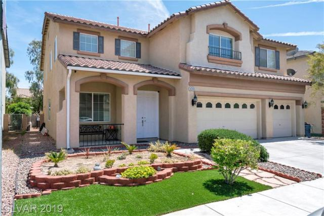 4240 Thunder Twice, Las Vegas, NV 89129 (MLS #2077943) :: Vestuto Realty Group