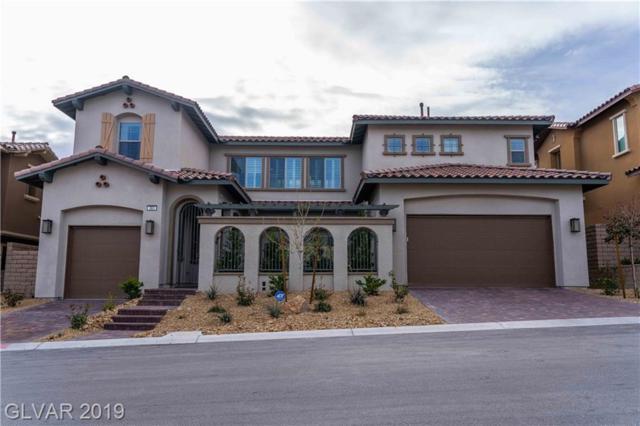 363 Capistrano Vistas, Las Vegas, NV 89138 (MLS #2077955) :: Vestuto Realty Group