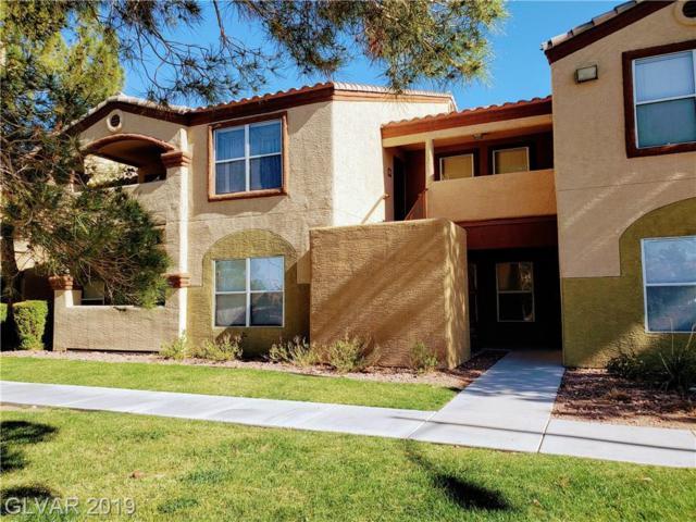5055 Hacienda #1027, Las Vegas, NV 89118 (MLS #2077964) :: Vestuto Realty Group