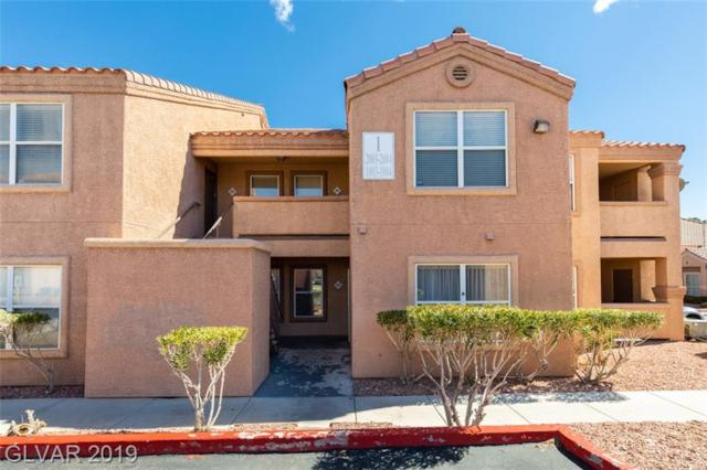 8101 Flamingo #1004, Las Vegas, NV 89147 (MLS #2077987) :: Vestuto Realty Group