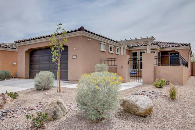 3637 Corte Bella Hills, North Las Vegas, NV 89081 (MLS #2078038) :: Five Doors Las Vegas