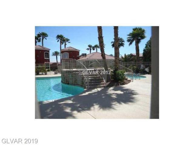 4730 E Craig #2102, North Las Vegas, NV 89115 (MLS #2078265) :: Vestuto Realty Group