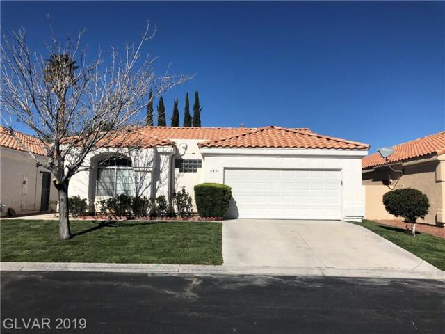 5493 Royal Vista, Las Vegas, NV 89149 (MLS #2078279) :: The Snyder Group at Keller Williams Marketplace One