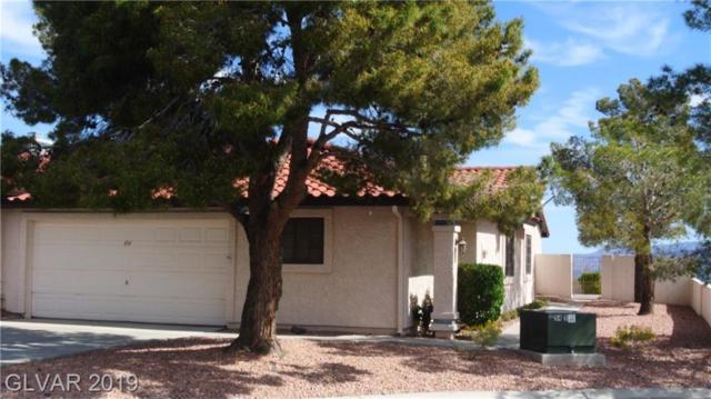 434 Ranger Court, Boulder City, NV 89005 (MLS #2078329) :: Signature Real Estate Group