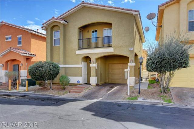 5179 Piazza Cavour, Las Vegas, NV 89156 (MLS #2078418) :: Vestuto Realty Group