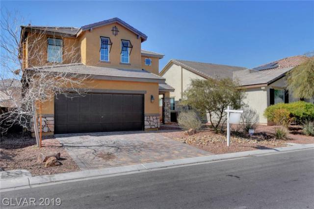 4105 Crystal Island, North Las Vegas, NV 89081 (MLS #2078490) :: Vestuto Realty Group