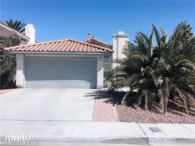 7646 Isley, Las Vegas, NV 89147 (MLS #2078522) :: Nancy Li Realty Team - Chinatown Office