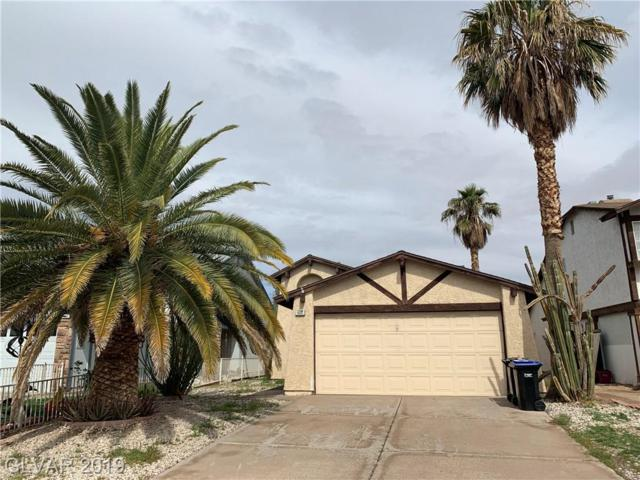 505 Inness, Henderson, NV 89011 (MLS #2078549) :: The Snyder Group at Keller Williams Marketplace One