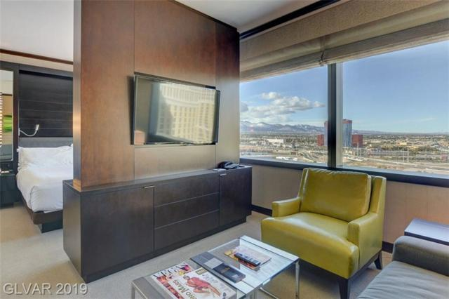 2600 W Harmon #23046, Las Vegas, NV 89109 (MLS #2078558) :: The Snyder Group at Keller Williams Marketplace One