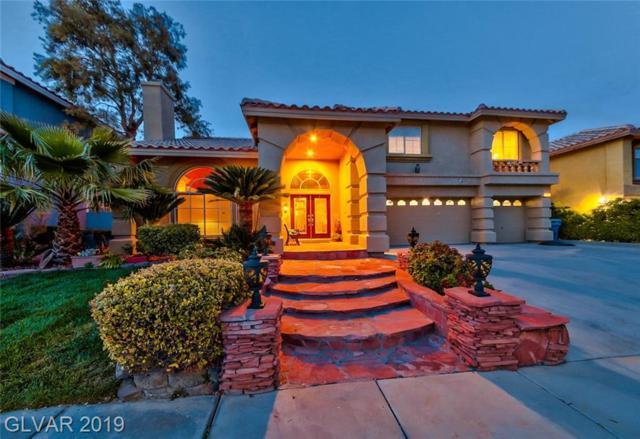 8748 Castle Hill, Las Vegas, NV 89129 (MLS #2078634) :: Five Doors Las Vegas