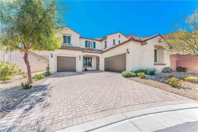 9655 Satin Bell, Las Vegas, NV 89148 (MLS #2078670) :: Vestuto Realty Group