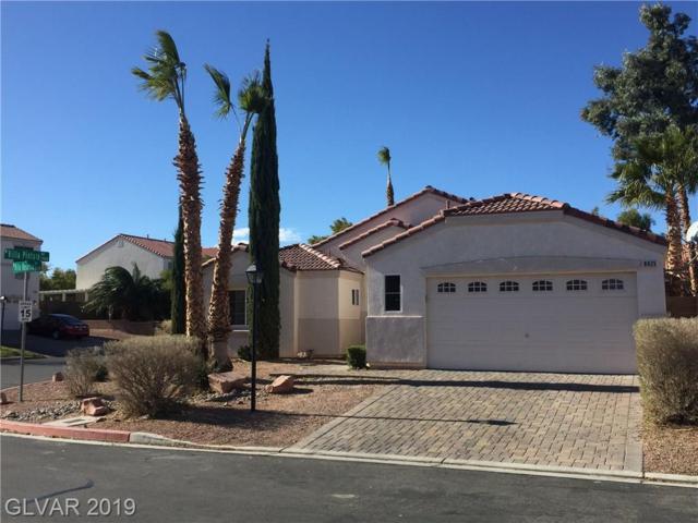 8025 Villa Rosarito, Las Vegas, NV 89131 (MLS #2078699) :: Vestuto Realty Group