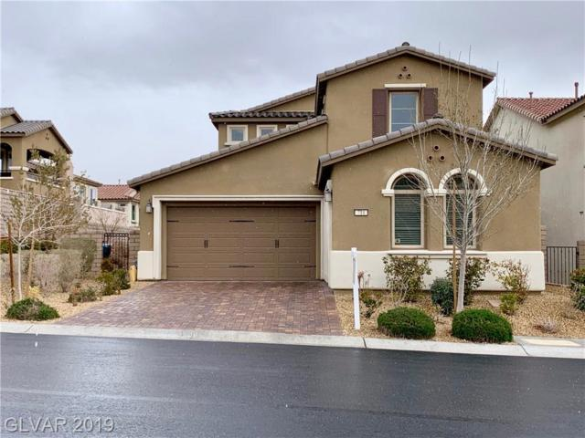 714 Catalina Aisle, Las Vegas, NV 89138 (MLS #2078838) :: Vestuto Realty Group