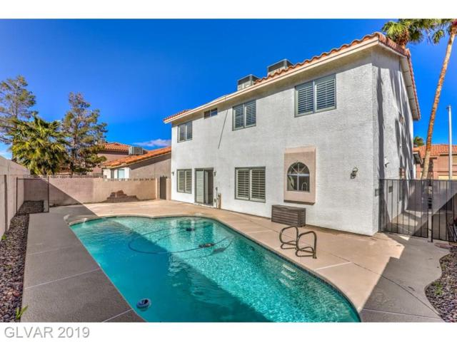 985 Painted Pony, Henderson, NV 89014 (MLS #2078842) :: The Snyder Group at Keller Williams Marketplace One