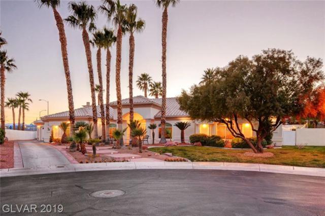 7781 Brambly Creek, Las Vegas, NV 89129 (MLS #2078901) :: Vestuto Realty Group