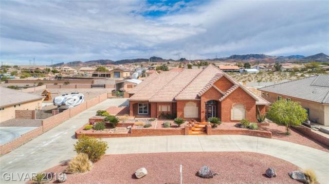 511 Fife, Henderson, NV 89015 (MLS #2078917) :: Vestuto Realty Group