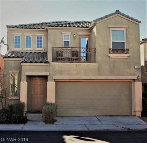 7443 Corcoran, Las Vegas, NV 89148 (MLS #2079064) :: Vestuto Realty Group