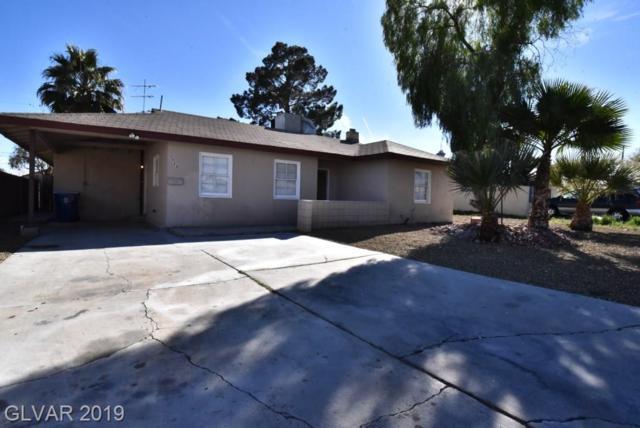 1128 Francis, Las Vegas, NV 89104 (MLS #2079150) :: Vestuto Realty Group