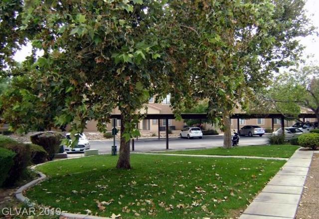 2020 Rancho Lake #104, Las Vegas, NV 89108 (MLS #2079152) :: Trish Nash Team