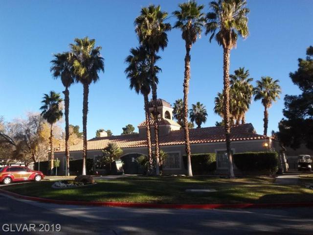 200 Mission Laguna #206, Las Vegas, NV 89107 (MLS #2079201) :: Vestuto Realty Group