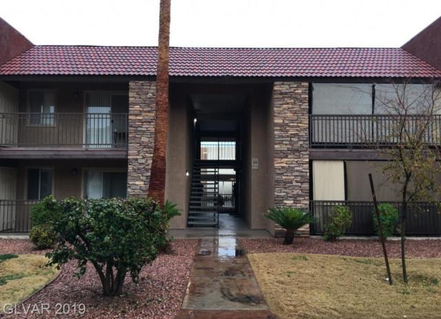 4918 River Glen #116, Las Vegas, NV 89103 (MLS #2079305) :: Vestuto Realty Group
