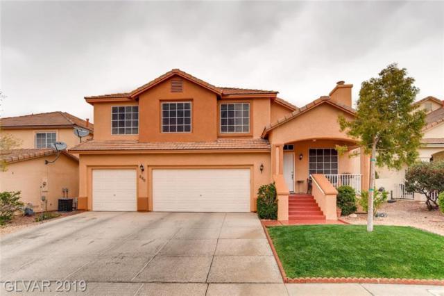 840 Lusterview, Las Vegas, NV 89123 (MLS #2079321) :: Capstone Real Estate Network