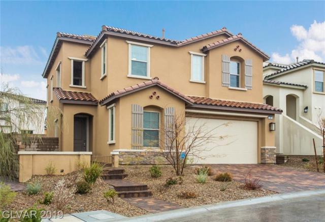 485 Astillero, Las Vegas, NV 89138 (MLS #2079368) :: Vestuto Realty Group