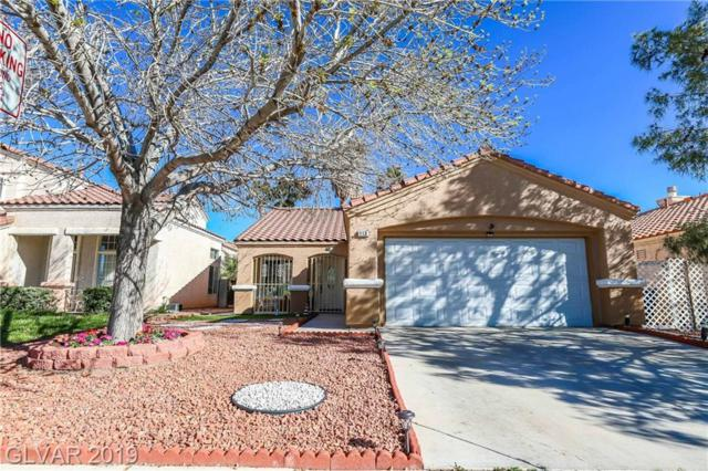110 Trout Creek, Las Vegas, NV 89123 (MLS #2079436) :: Capstone Real Estate Network