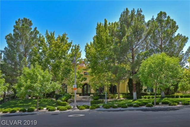 9901 Glenrock, Las Vegas, NV 89134 (MLS #2079472) :: Vestuto Realty Group