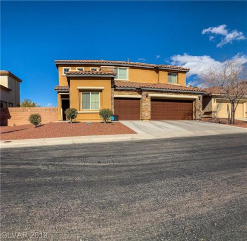 4016 Recktenwall, North Las Vegas, NV 89081 (MLS #2079484) :: The Snyder Group at Keller Williams Marketplace One