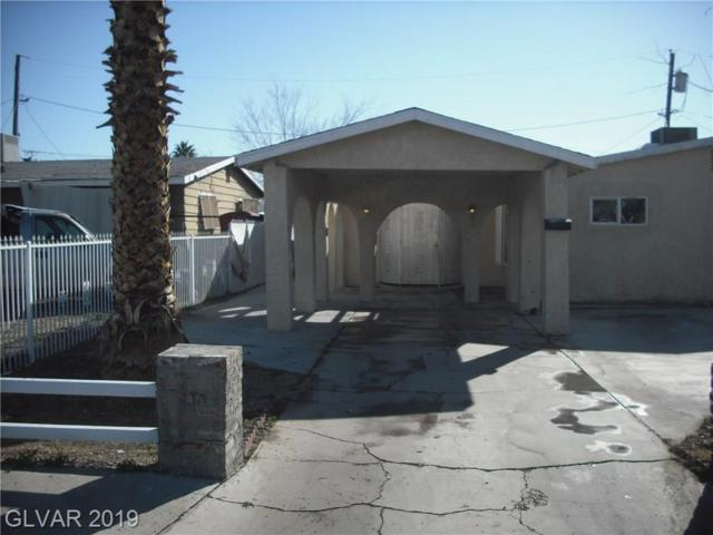2736 Spear, North Las Vegas, NV 89030 (MLS #2079491) :: Capstone Real Estate Network