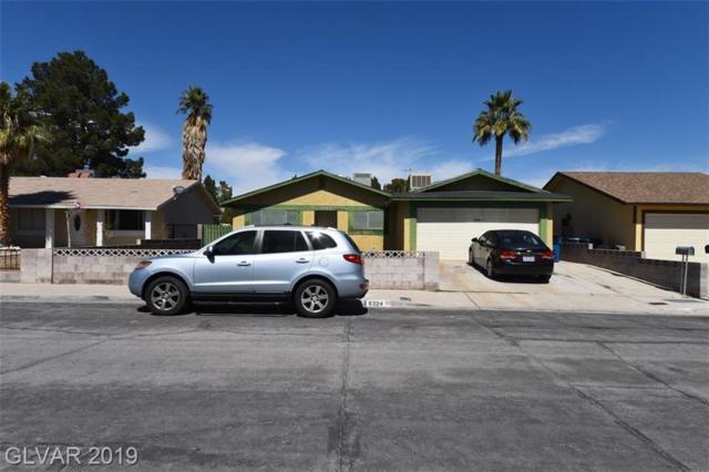6324 Portola, Las Vegas, NV 89108 (MLS #2079510) :: The Snyder Group at Keller Williams Marketplace One