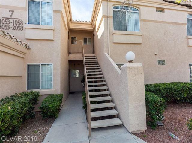 7400 Flamingo #1057, Las Vegas, NV 89147 (MLS #2079516) :: Vestuto Realty Group