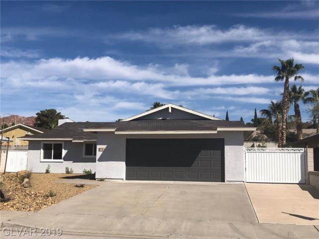 870 Montera, Boulder City, NV 89005 (MLS #2079577) :: Signature Real Estate Group