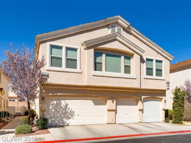 9321 Straw Hays #103, Las Vegas, NV 89178 (MLS #2079580) :: Vestuto Realty Group