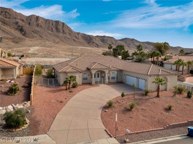 52 Smokestone, Las Vegas, NV 89110 (MLS #2079627) :: Capstone Real Estate Network