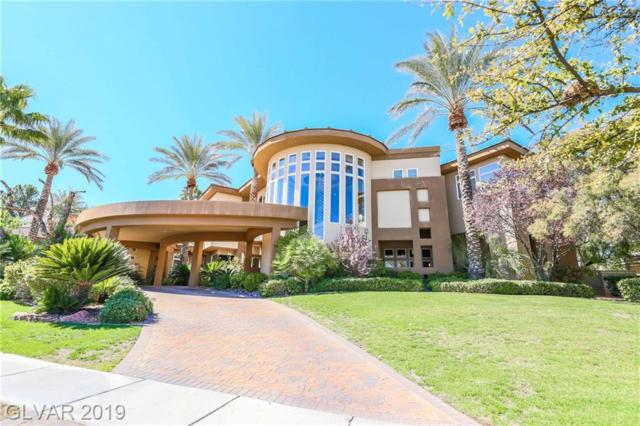 2061 Troon, Henderson, NV 89047 (MLS #2079681) :: The Snyder Group at Keller Williams Marketplace One