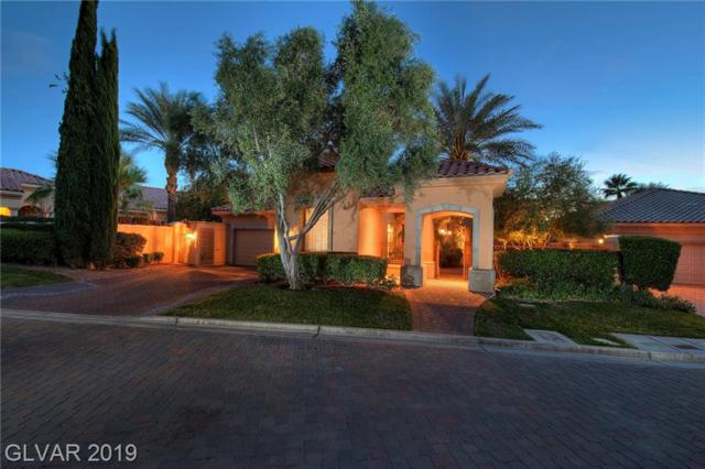 23 Via Paradiso, Henderson, NV 89011 (MLS #2079723) :: Signature Real Estate Group