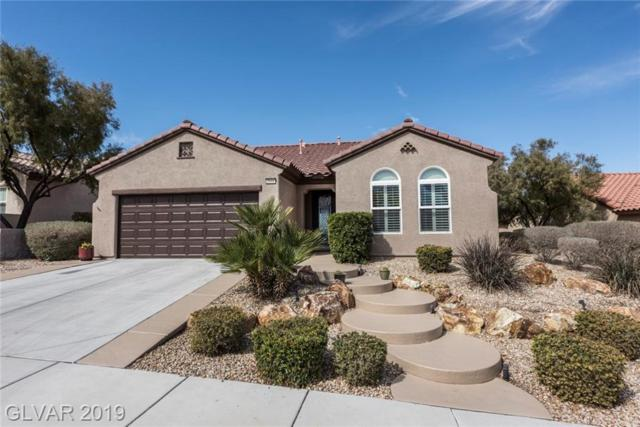 2444 Eagle Harbor, Henderson, NV 89052 (MLS #2079750) :: Signature Real Estate Group