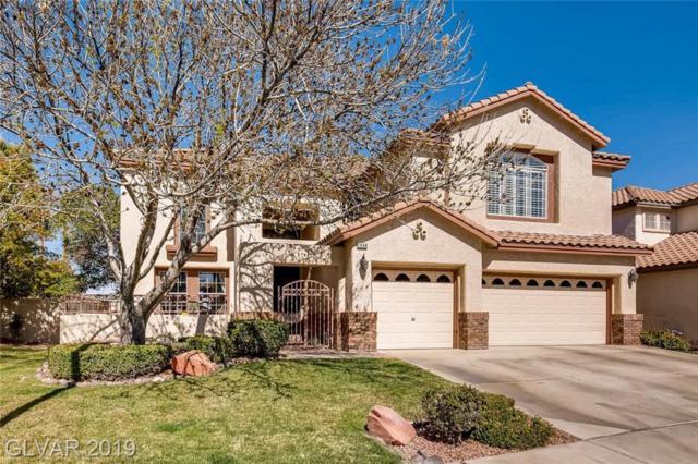 1964 Larkspur Ranch, Henderson, NV 89012 (MLS #2079758) :: Signature Real Estate Group
