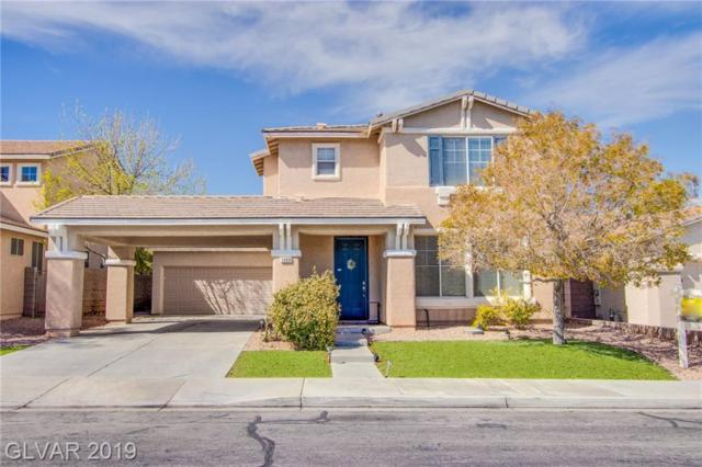 1309 Cadence, Henderson, NV 89052 (MLS #2079832) :: Signature Real Estate Group
